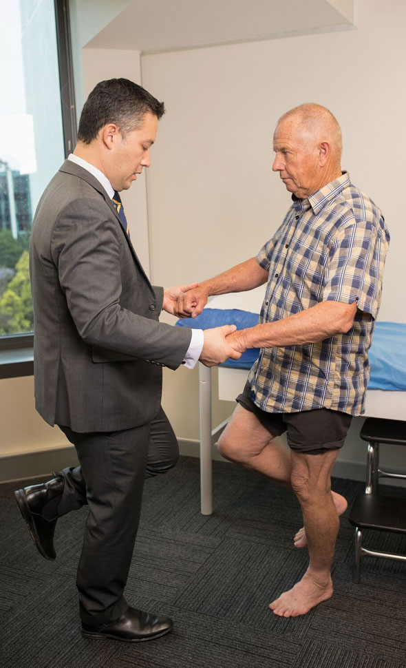 Total Hip Replacement & Keyhole Gold Coast