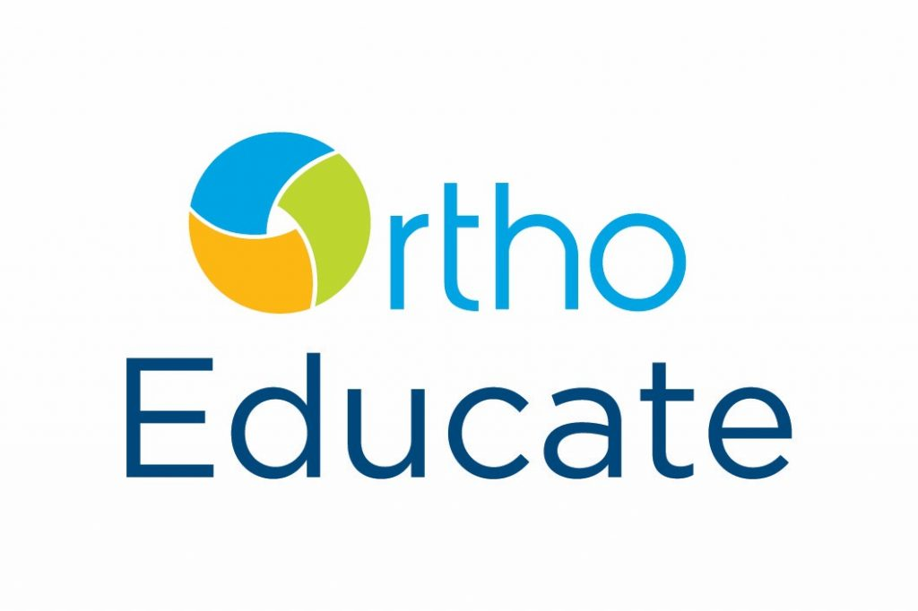 Ortho Educate Logo